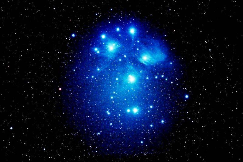 Pleiades - In Greek mythology, the Pleiades were seven