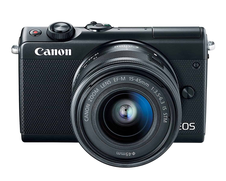 Canon EOS M10 EF-M 15-45 mm f.3.5-6.3