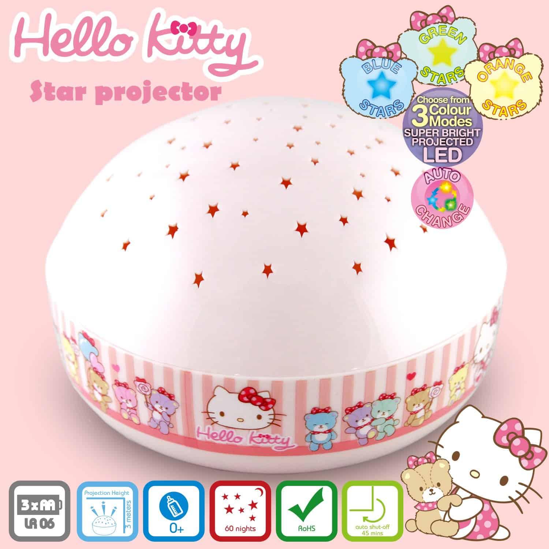 Hello Kitty Star Projector