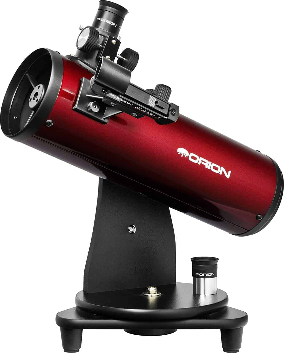 Orion 10012 SkyScanner 100mm TableTop Reflector Telescope