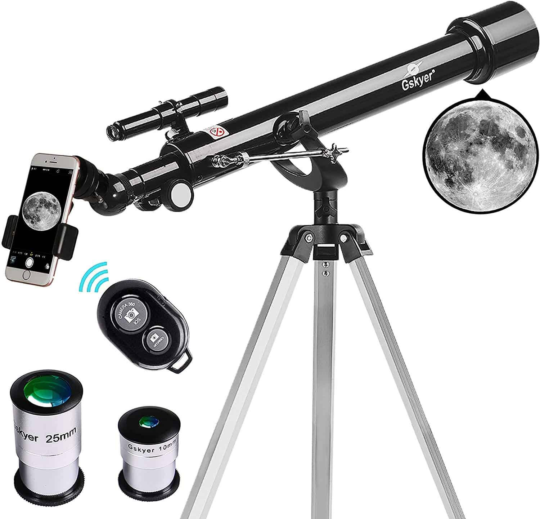 Gskyer Telescope AZ Refractor Telescope