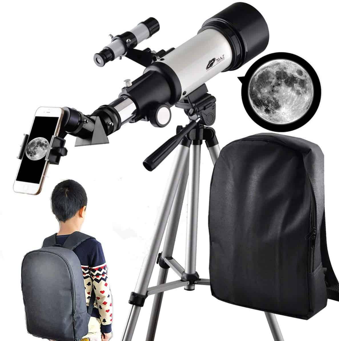 SoloMark Telescope for Kids