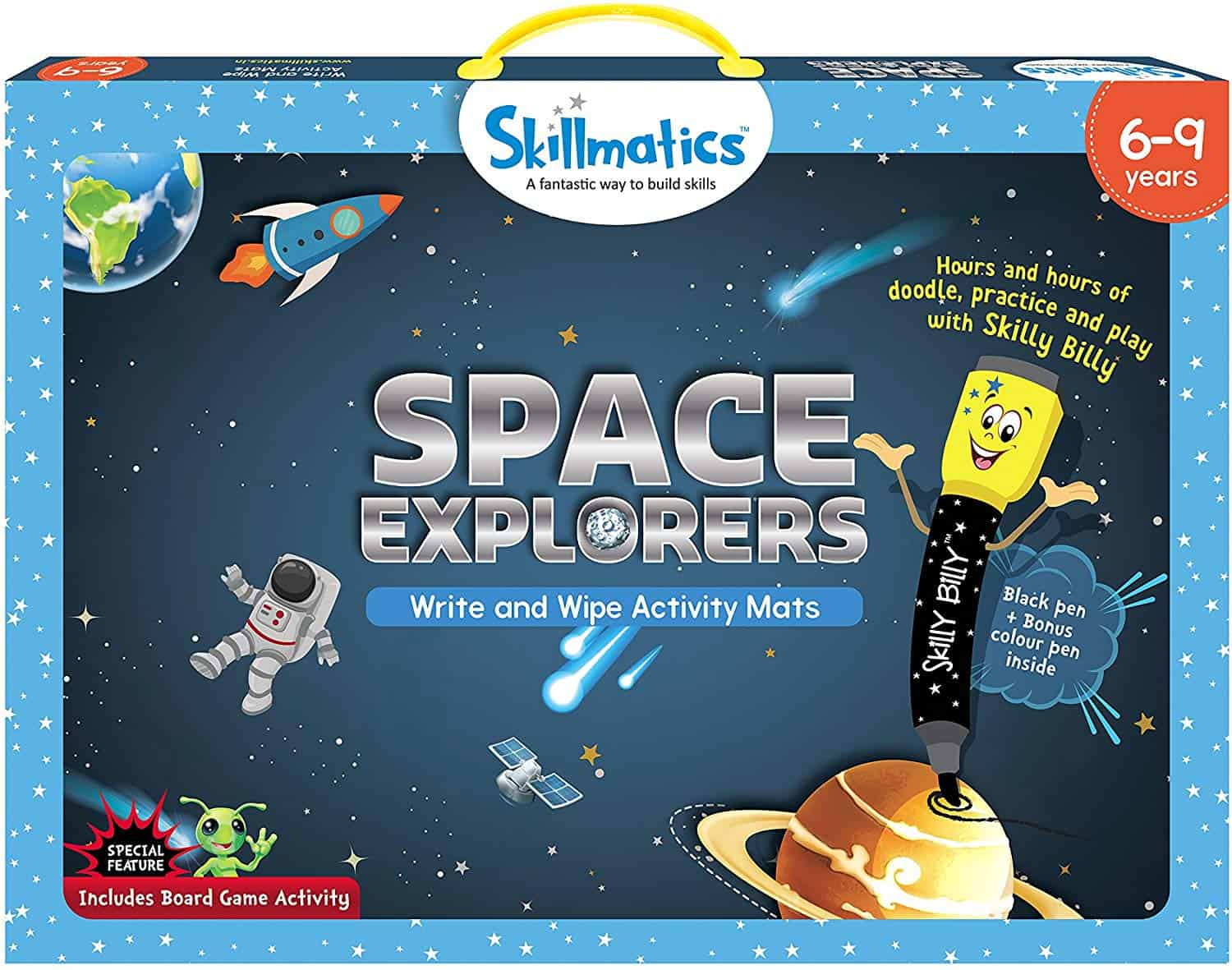 Skillmatics Educational Game Space Explorers