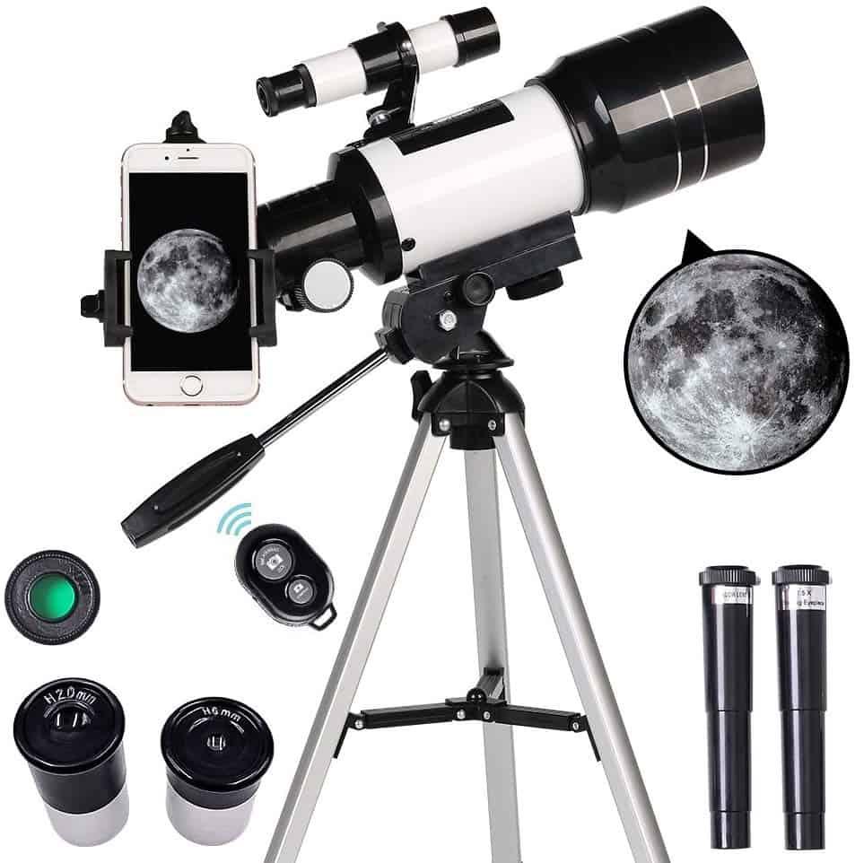ToyerBee Telescope for Kids& Beginners
