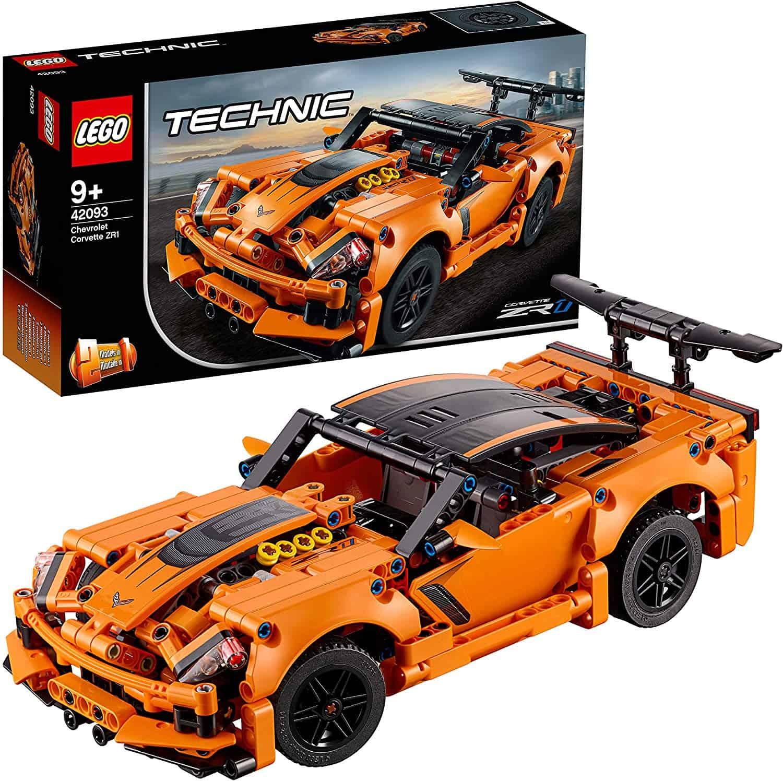 LEGO Technic Chevrolet Corvette Building Kit
