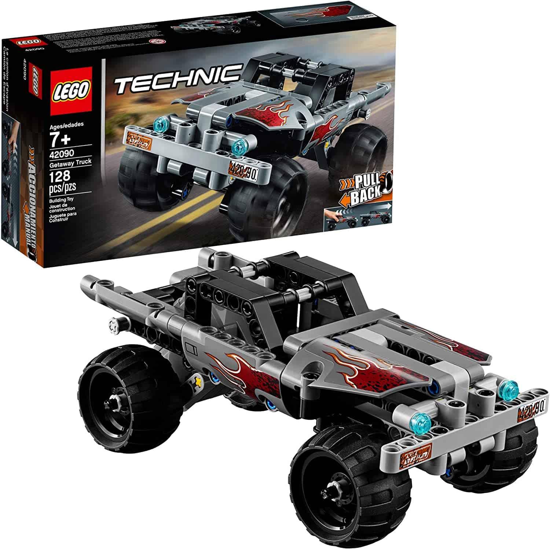 LEGO Technic Getaway Truck Building Kit
