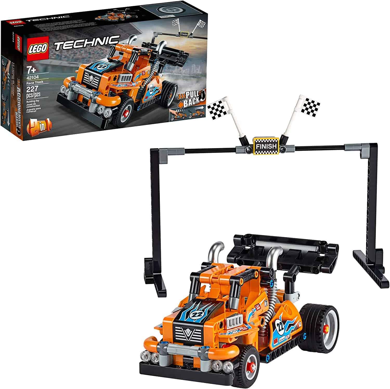 LEGO Technic Race Truck Building Kit