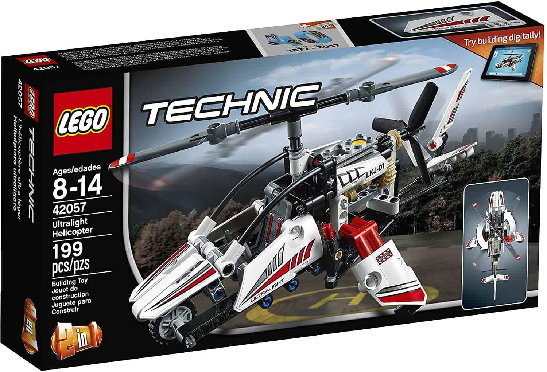 LEGO Technic Ultralight Helicopter Building Kit