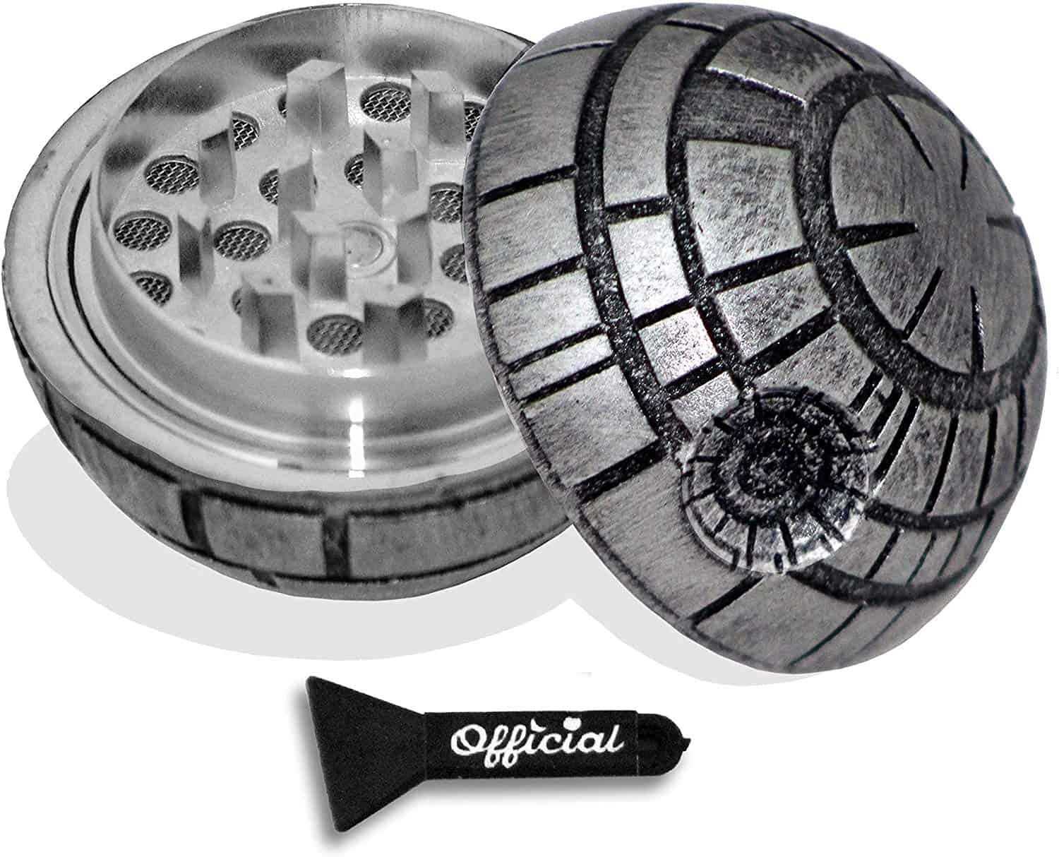 Official Death Star Herb Grinder-Star Wars Grinder
