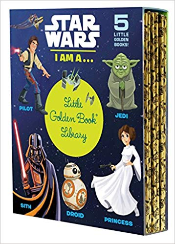 Star Wars: I Am a... Little Golden Book Library