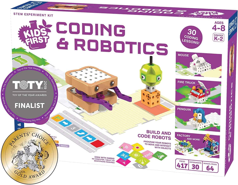 Thames & Kosmos Kids First Coding & Robotics