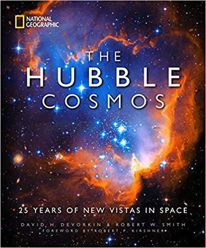 The Hubble Cosmos 25 Years of New Vistas in Space