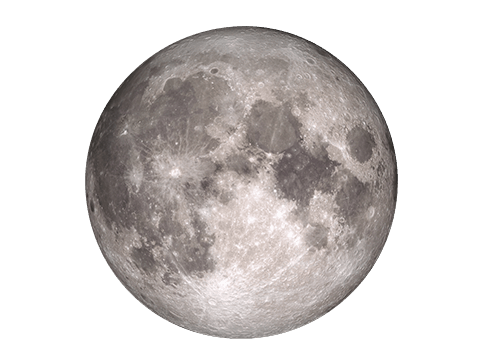 The Moon Facts For Kids | Information, Location, Summary & History