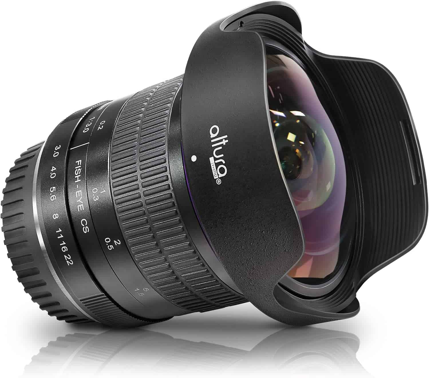 Altura Photo 8mm f3.0 Lens