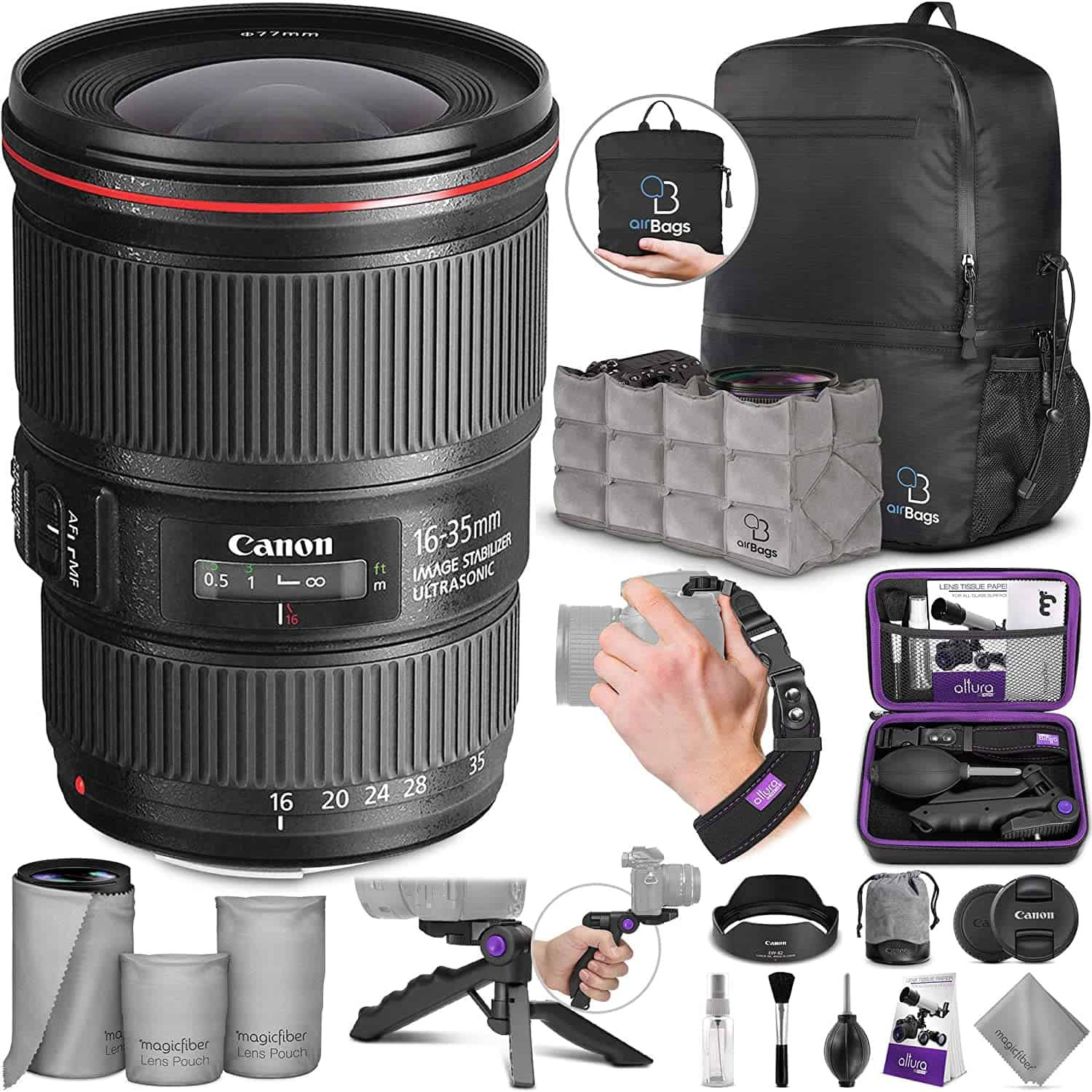 Canon EF 16-35mm f4L Lens
