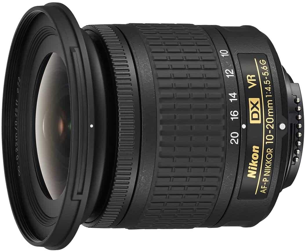 Nikon AF-P DX NIKKOR Lens