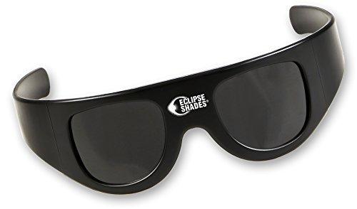Plastic Eclipse Glasses - Eclipse Shades Wrap Around Goggle