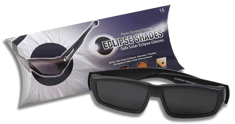 Plastic Eclipse Glasses - Eclipse Shades