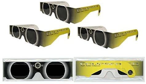 Solar Eclipse Glasses by American Paper Optics