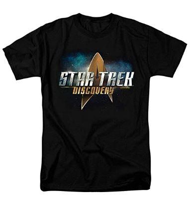 Star Trek Discovery Logo T Shirt