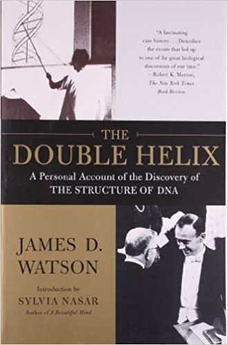 The Double Helix A Personal Account of the Discovery of the Structure of DNA