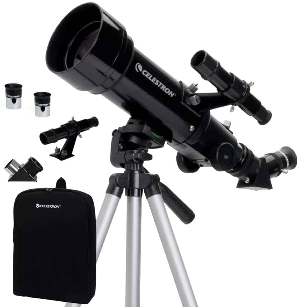 Celestron- 70mm Travel Scope Telescope
