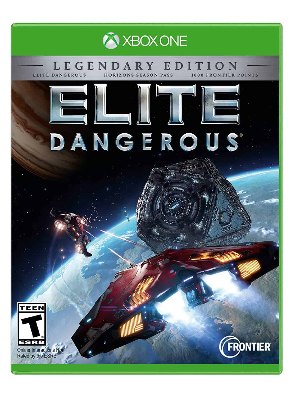 Elite Dangerous The Legendary Edition