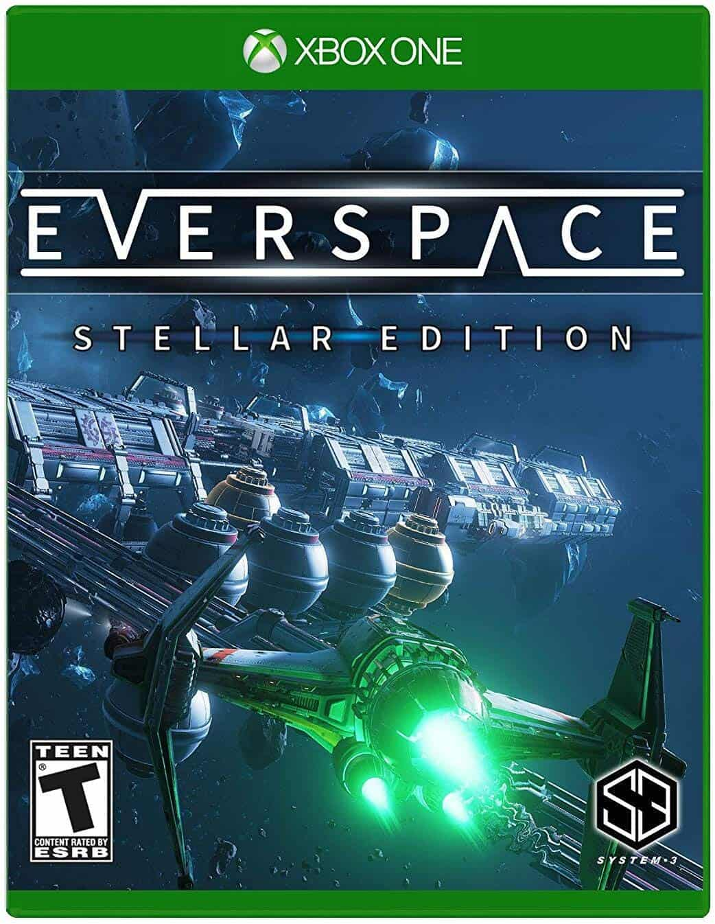 Everspace Steller Addition