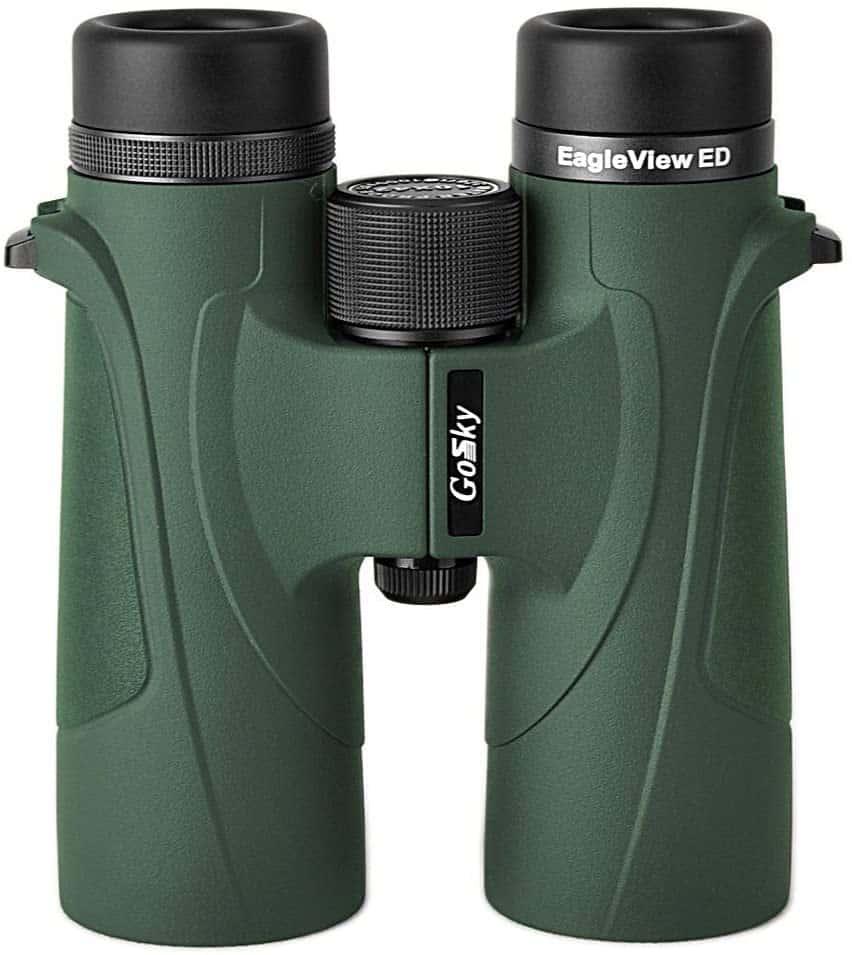 Gosky EagleView 10×42 Binoculars