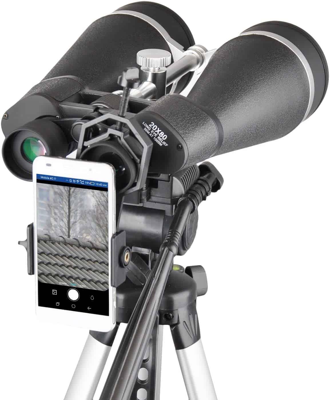 Gosky Titans 20×80 Astronomy Binoculars