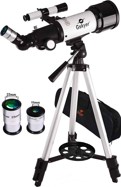 Gskyer Telescope (70mm Travel Scope)