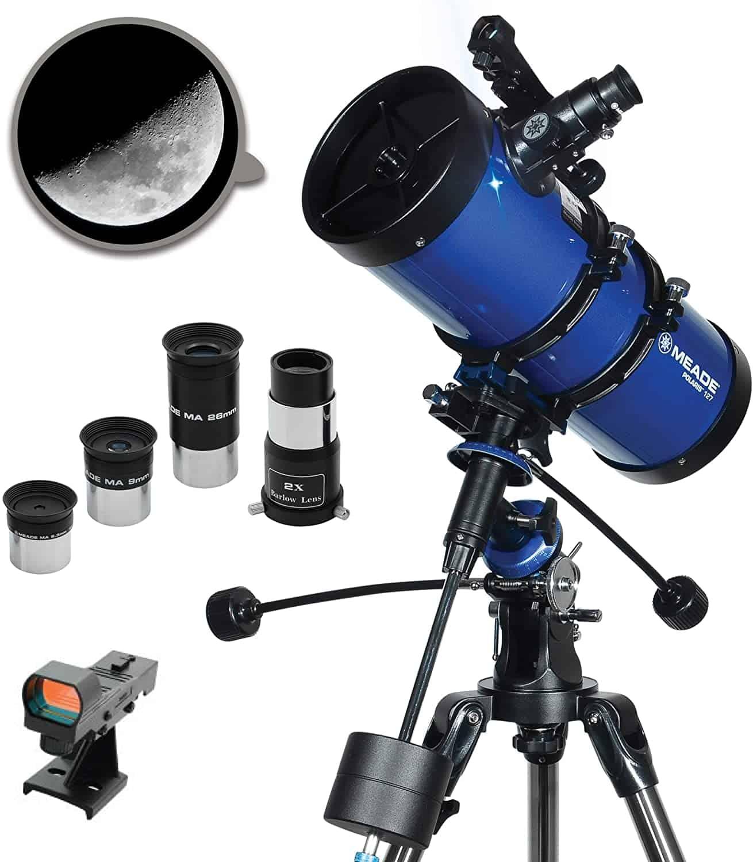 Meade Instruments- Polaris 127mm Astronomy Telescope