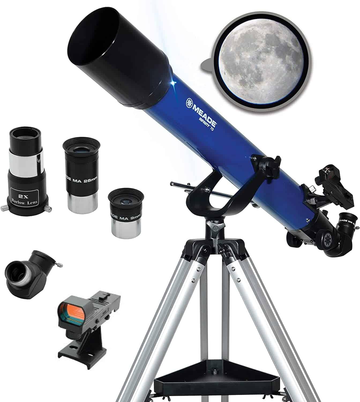 Meade Instruments Portable Astronomy Telescope