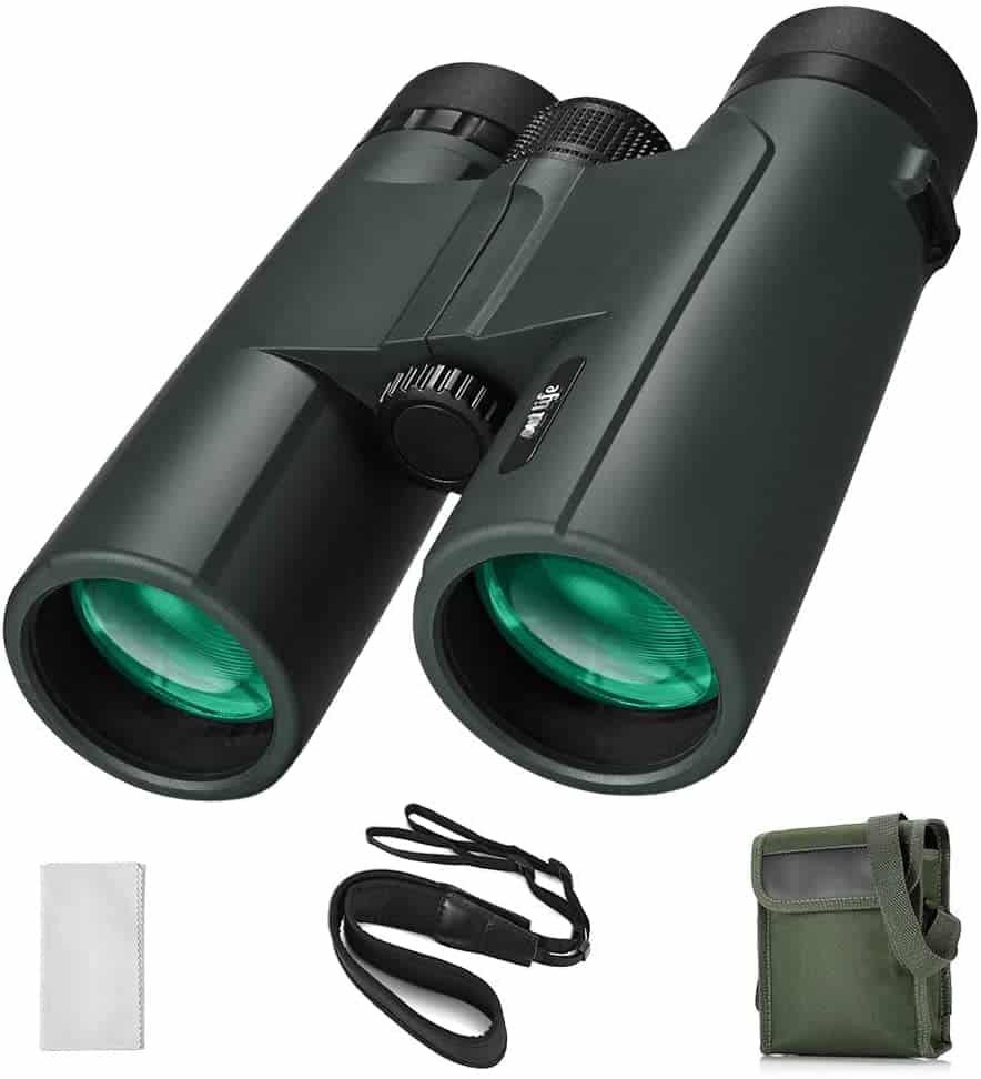OUTLIFE 10×42 Binoculars for Kids