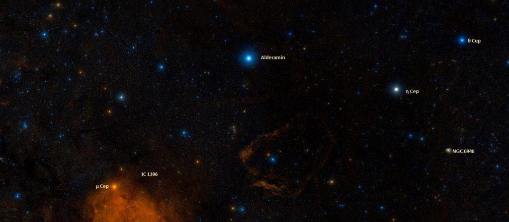 Alderamin-Fireworks-Galaxy-and-IC-1396