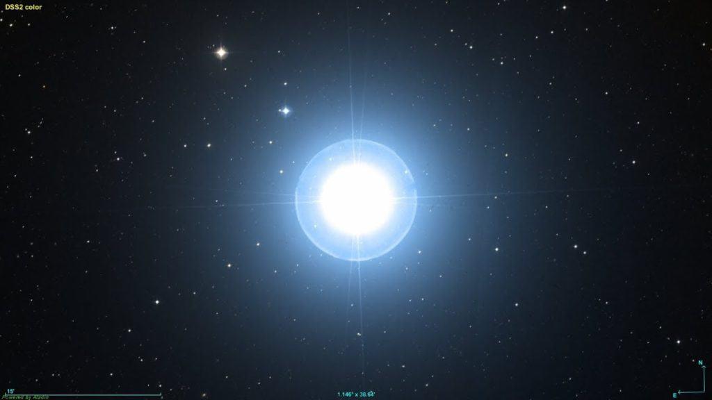 Alioth Orion's Belt asterism