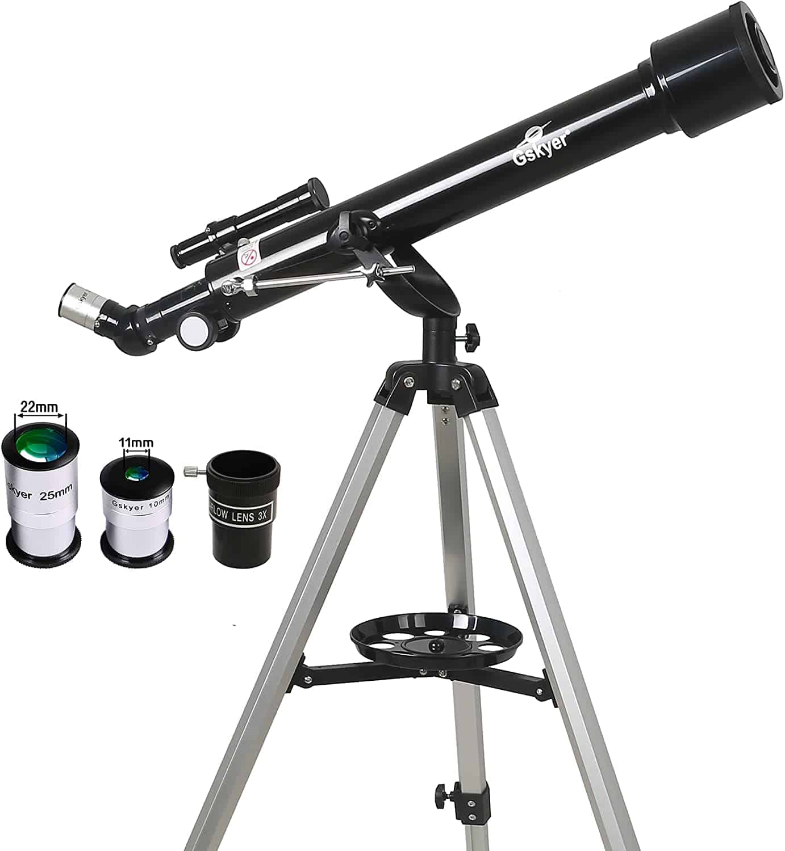 Gskyer Telescope 60mm AZ