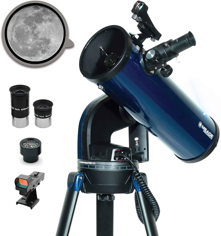 Meade Instruments StarNavigator NG 114mm