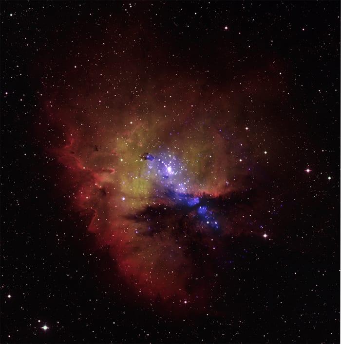 NGC-281-The-Pacman-Nebula
