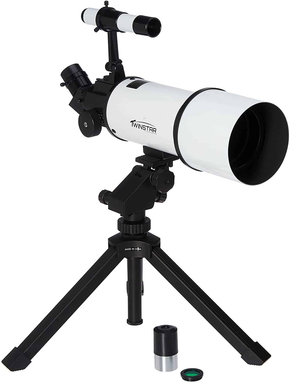 Silver TwinStar 80mm