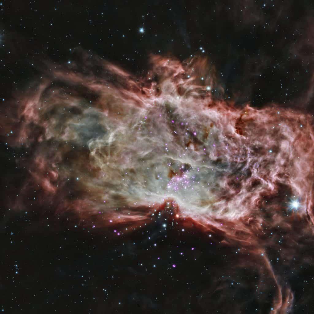 The Flame Nebula