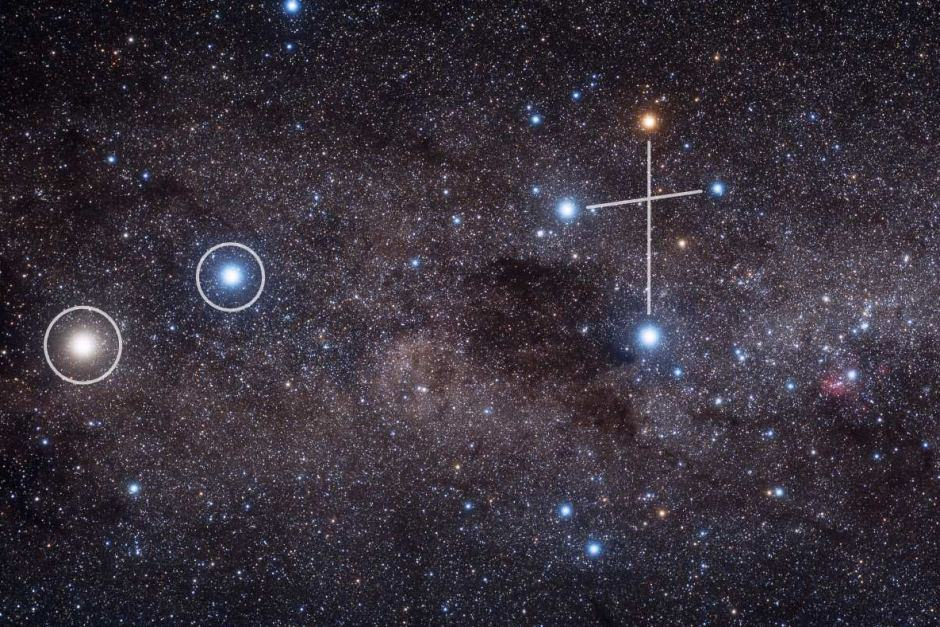 The-Southern-Cross-Stars