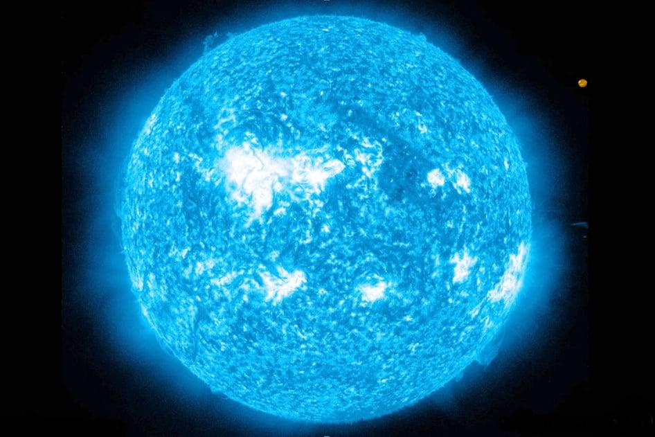 rigel-and-sun