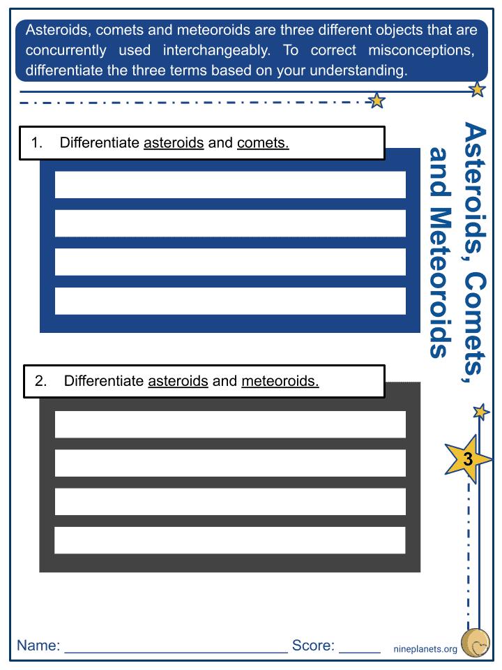 Asteroids Worksheet (8)