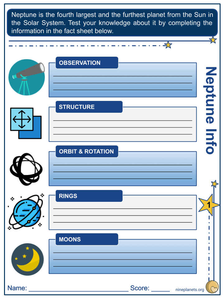 Neptune Worksheets (6)
