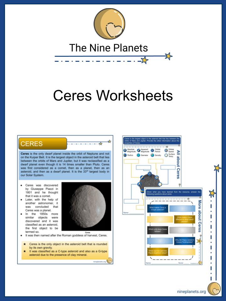 Ceres Worksheets (9)
