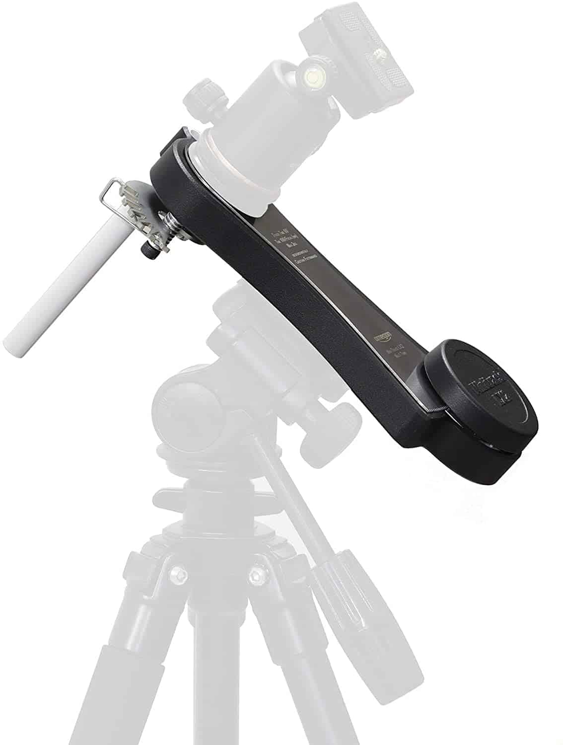 Omegon Star Tracker Mini Track LX2 N - Mechanical Travel Mount for Astrophotography