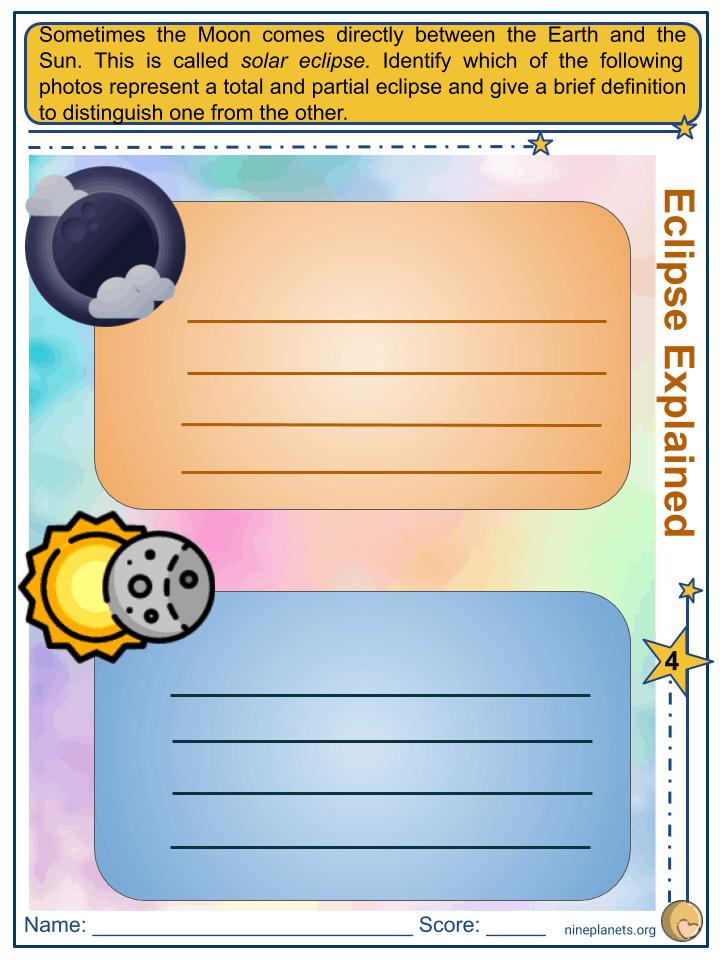 Sun Worksheets (6)