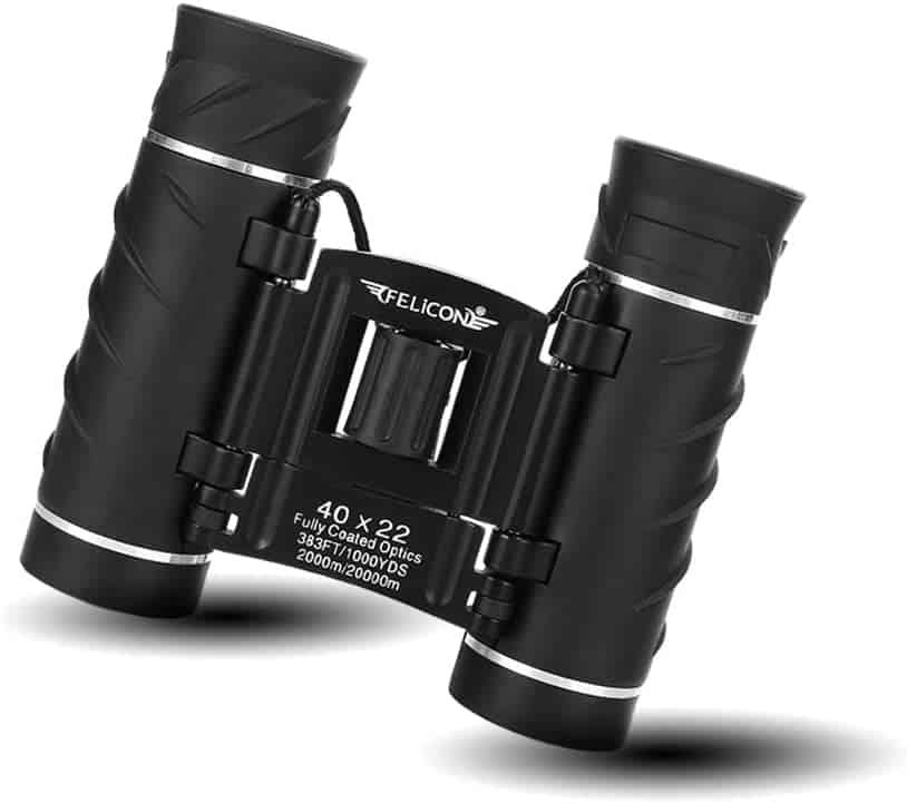 40x22 Compact Mini Binoculars