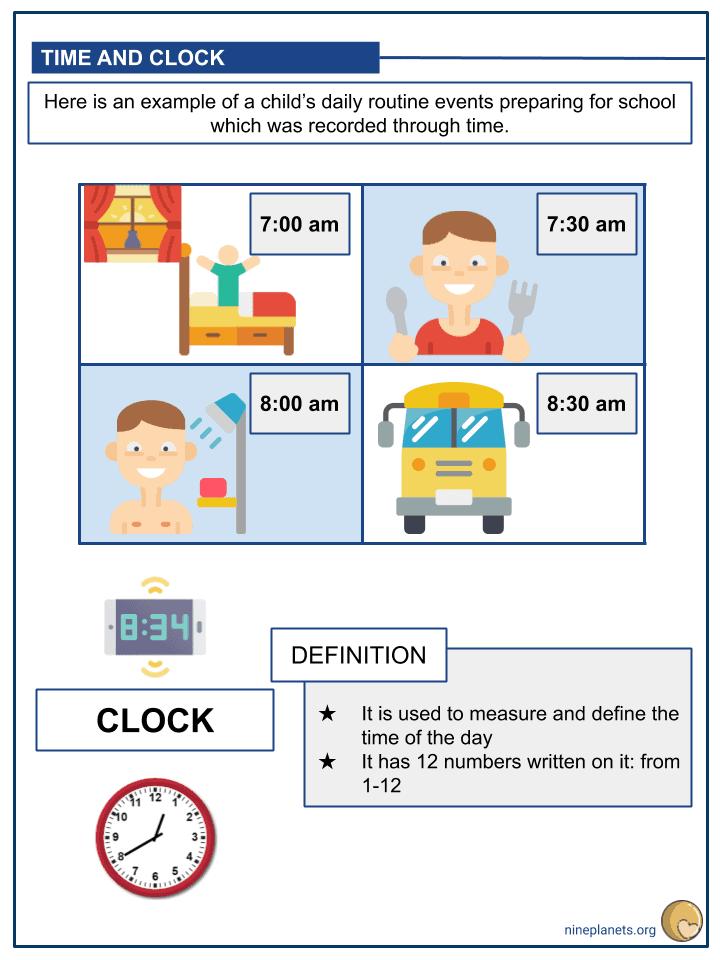 Analog and Digital Clocks (2)